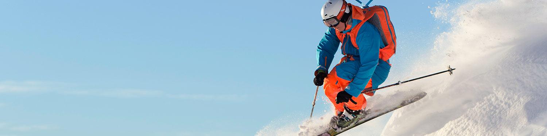 Alpint, telemark, freeride og topptur