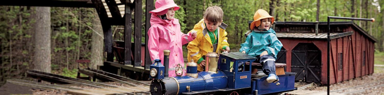 Barn- &  juniorkläder