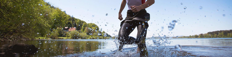 Triathlonequipment