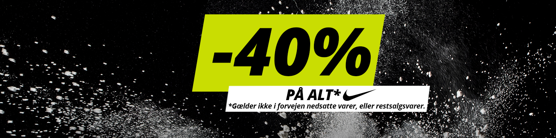 Nike -40%