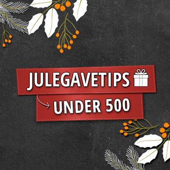 Under 500,-
