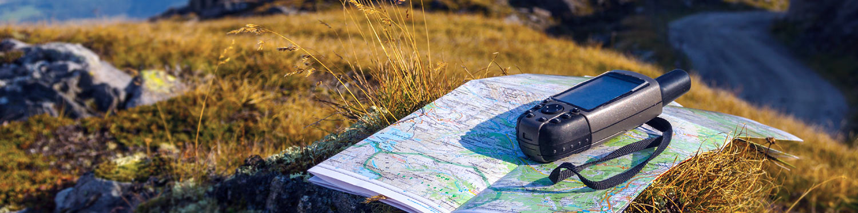 GPS och avståndsmätare