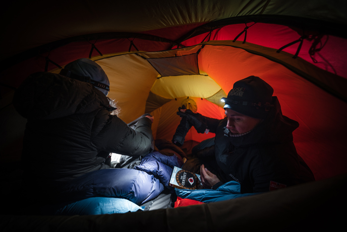Reading in the tent.jpg