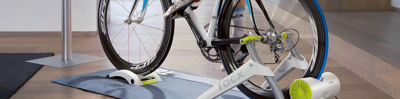 Pyöräilyrullat ja harjoitusvastukset