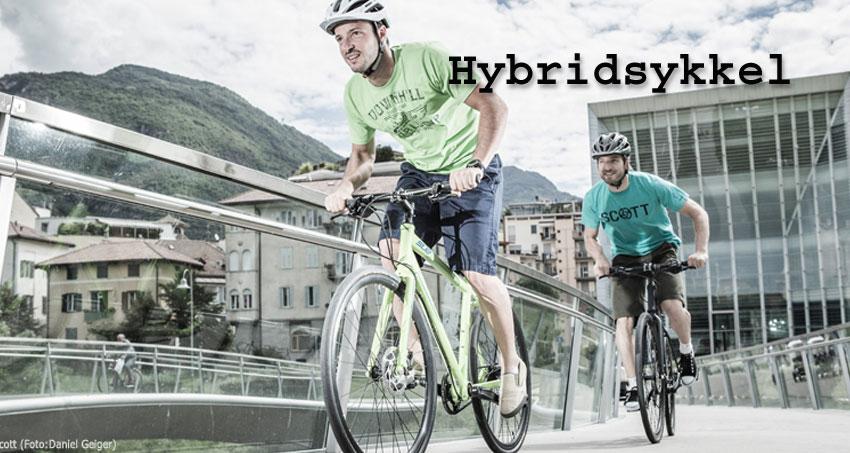 tips sykkel hvordan velge riktig type sykkel